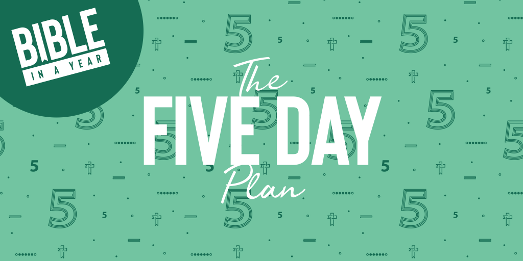 The Five Day Plan