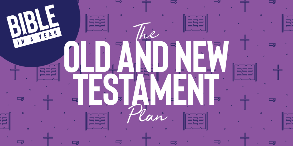 The Old and New Testament Plan